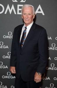 Gene Cernan na Omega dogodku