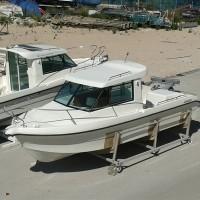 VEKTOR 700 fisherman, novo, v celoti opremljeno plovilo  do vgradnje motorja po izbiri (120-220 KM)