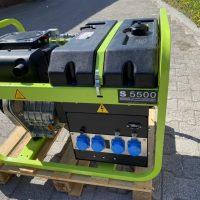 Generator pramac s5500
