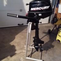 Motor Mercury 3,3
