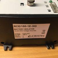 Prodam baterijski izolator Cristec RCE/150-1E-3IG